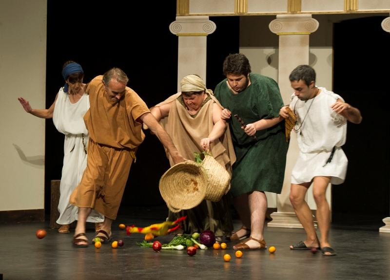 La comèdia de l'olla (Aulularia)